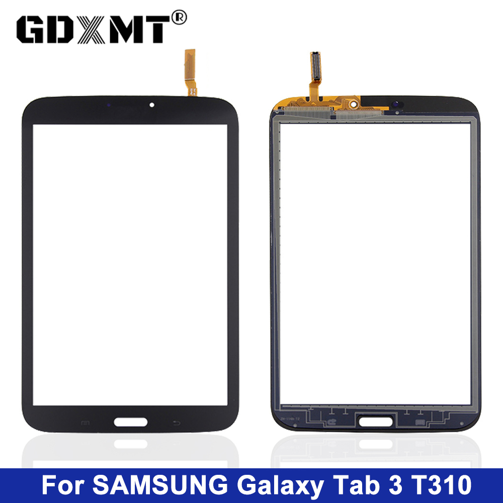 """Touch Screen Digitizer Replacement for Samsung Galaxy Tab 3 8/"""" 8.0 SM-T310"""
