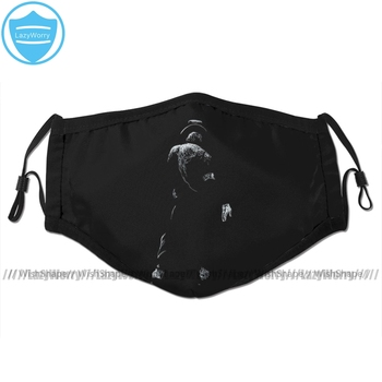 цена на Michael Jackson Billie Jean Mouth Face Mask Billie Jean Is For Lovers Facial Mask Kawai Cool with 2 Filters for Adult