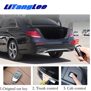 Image 3 - LiTangLee Car Electric Tail Gate Lift Trunk Rear Door Assist System For BMW 6 Series F06 2011~2018 Original key Remote Control