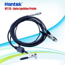 Hantek ht25 8' ignição secundária capacitiva comprimento da ponta de prova de ignição automática 2.5 metros decaimento de até 10000:1 pico escopo