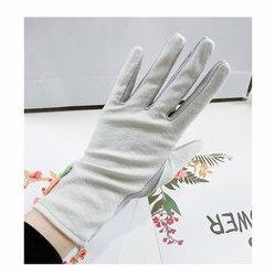 Nouveaux gants anti-soleil à écran tactile pour femmes Xia Fen doigt cyclisme et conduite anti-ultraviolet mince ventilation complète des doigts