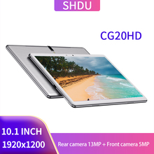 Tablets PC SC9863A 4GLTE Octa-Core Android Camera 1920x1200 SHDU Network AI 4GB 3G 13MP