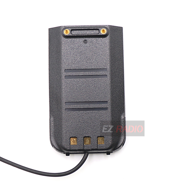 Latest TYT MD-380 Car Charger Battery Eliminator for  RT3 TYT MD-380 Walkie Talkie Ham Radio Hf Transceiver