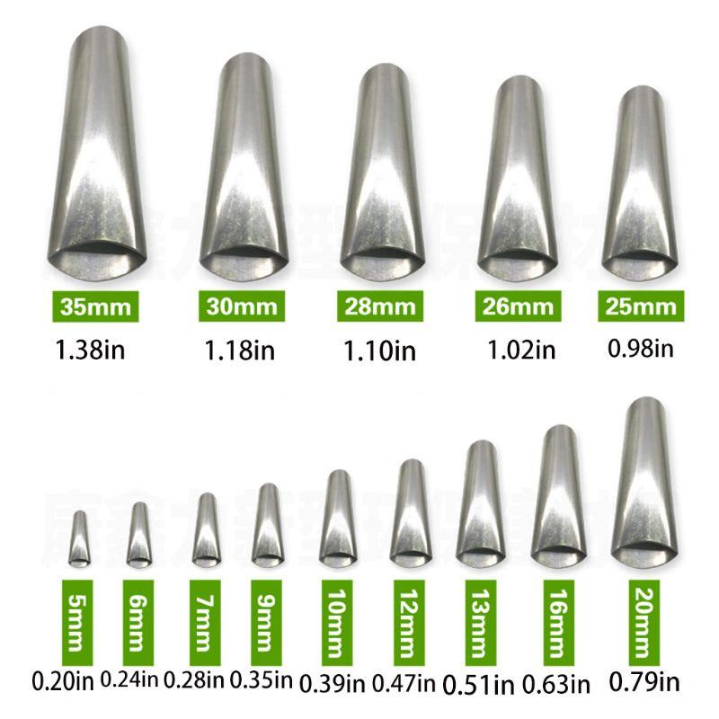 14 PCS Caulking Finisher Silicone Sealant Nozzle Glue Remover Scraper Caulking