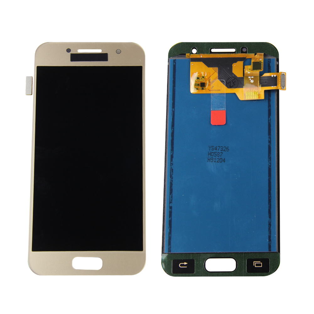 For Samsung Galaxy A3 2017 <font><b>A320</b></font> SM-A320F A320FL A320Y <font><b>LCD</b></font> Display Monitor Touch Screen Digitizer Glass Assembly image