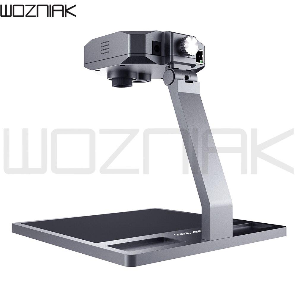 Qianli PCB kamera termowizyjna Instrument diagnostyczny telefon komórkowy do naprawy płyty głównej diagnostyka usterek urządzenie do obrazowania termicznego