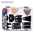 Workpro 24 pc lâminas de serra elétrica oscilação ferramenta acessórios para serra elétrica ferramenta elétrica acessórios