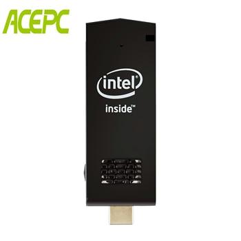W5 Pro MINI PC Intel atom Z8350 Micro PC Computer Quad Core 1.44GHz WiFi2.4G&5G 4K Bluetooth 4.0 PC Stick Mini Computer Win10 stick pc mini pc stick computer win 8 1