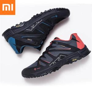 Image 1 - New Youpin Proease Forest Outdoor Shoes Xiaomi Eco System Sneakers Women Waterproof V Bottom Anti Slide Shock Breathable Shoes