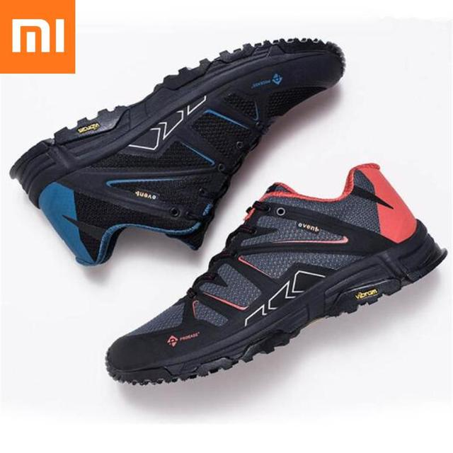 New Youpin Proease Forest Outdoor Shoes Xiaomi Eco System Sneakers Women Waterproof V Bottom Anti Slide Shock Breathable Shoes