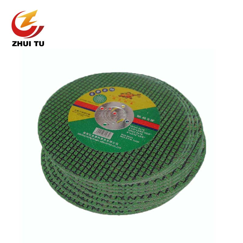 Resin Metal Cutting Plate Double Net Reinforcement Apply To Ultra Thin Polishing Plate Of Angle Grinder 3 Pieces 10 Pieces 1 Box