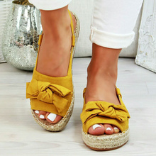 Women Sandals Sweet Summer Shoes Woman Flat Sandals