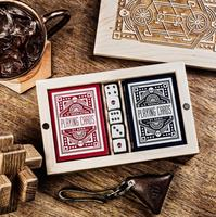 DKNG Gaming Set Playing Cards Magic Category Poker Cards for Professional Magician