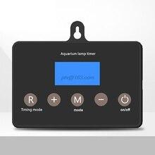 Dimmer Fish-Tank-Lamp Led-Light-Controller Smart Aquarium Timing-Lighting Lcd-Display