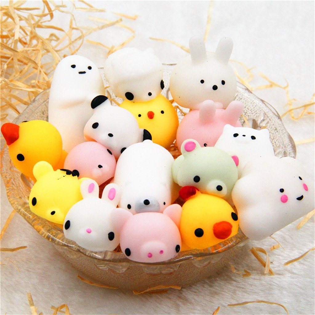 Squishy Kawaii Gigantes Animal Squeeze Toys Squishy Squishies Mochi Squeeze Toys Soft Squishies Release Stress ToyW801