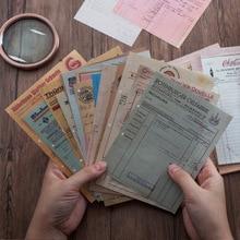 Ретро бумажный чековый Набор стикеров для заметок Escolar Papelaria школьная поставка Закладка метка блокнота стикер
