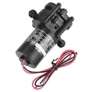Image 3 - ZC A250 Ingranaggi Pompa Acqua DC24V Mini Auto Ingranaggio di Plastica Resistente Alla Corrosione autoadescante Pompa Acqua