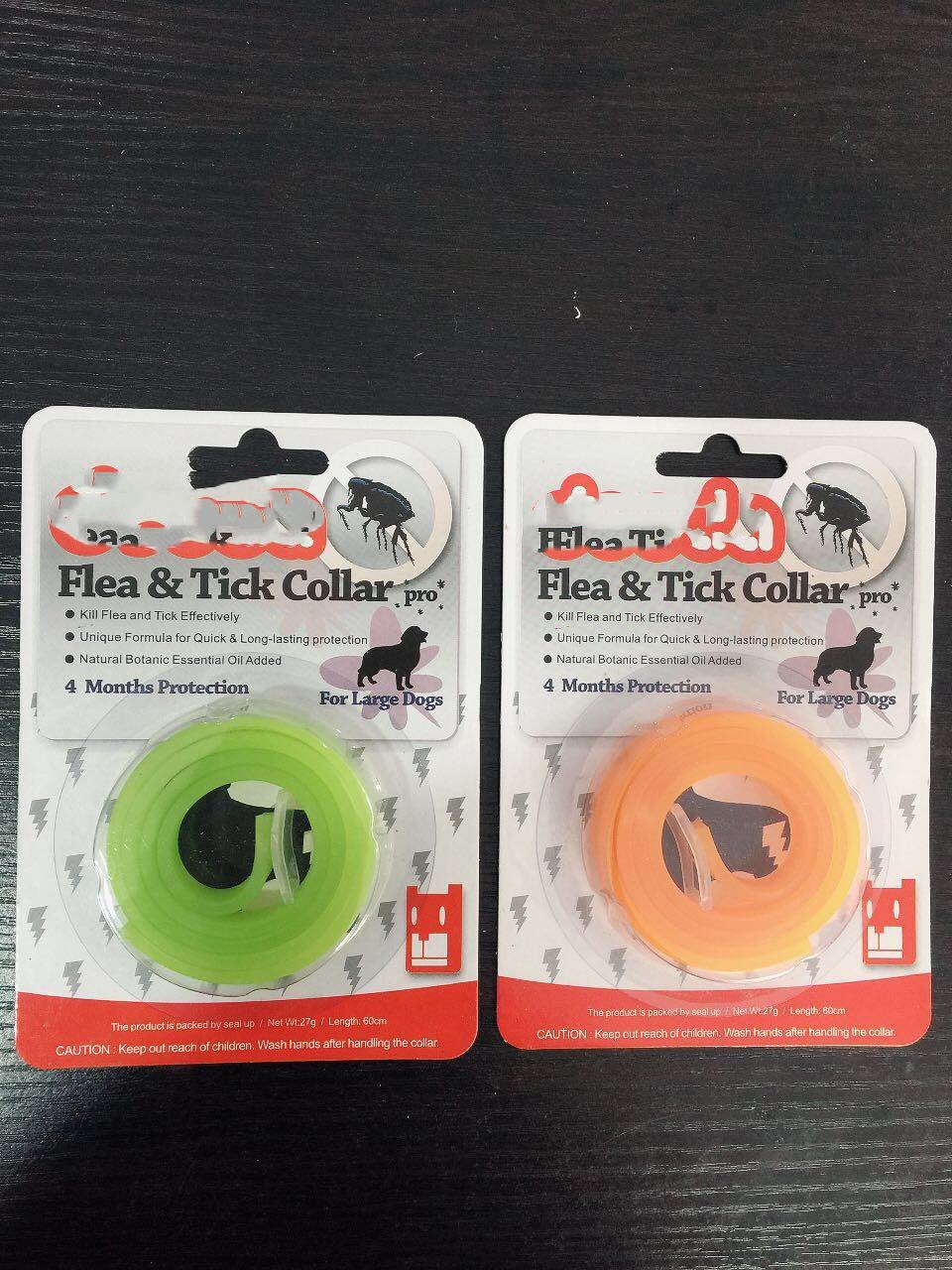 Summer Hot Goods New Style Pet Mosquito Repellent Dog Neck Ring Cat Flea Neck Ring Pet Supplies