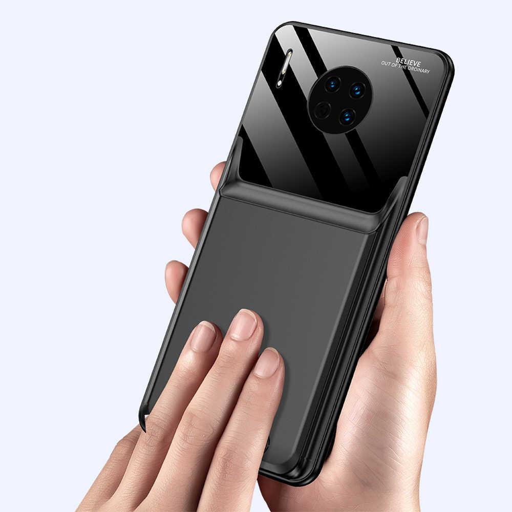 Araceli עבור Huawei Mate 30 30 פרו Mate 10 10 פרו Mate 20 20 פרו סוללה מקרה 10000 Mah מטען מקרה טלפון כיסוי כוח בנק