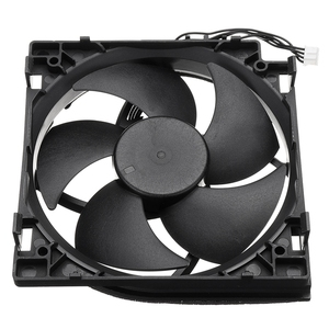 Hot 3C-CPU Cooler Fans Replacement Cooler Fan 5 Blades 4 Pin Connector Cooling Fan For Xbox ONE S(China)