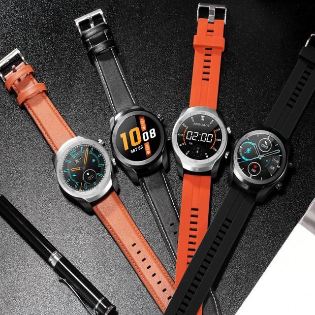 LEMFO 2020 New Smart Watch Men Bluetooth Call ECG+PPG Smart Watch  360*360 HD  Android IOS Bluetooth Music 560mAh Big Battery