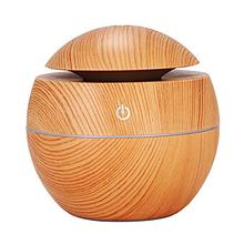 USB Aroma Humidifier ESSential Oil Diffuser Ultrasonic Cool Mist Humidifier Air Purifier 7 Color Change LED Night light цена и фото