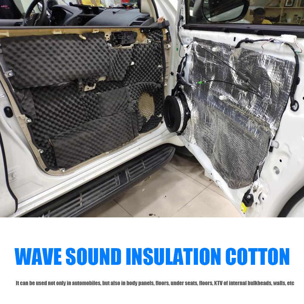 18mm Thick 50 80cm Car Sound Deadening