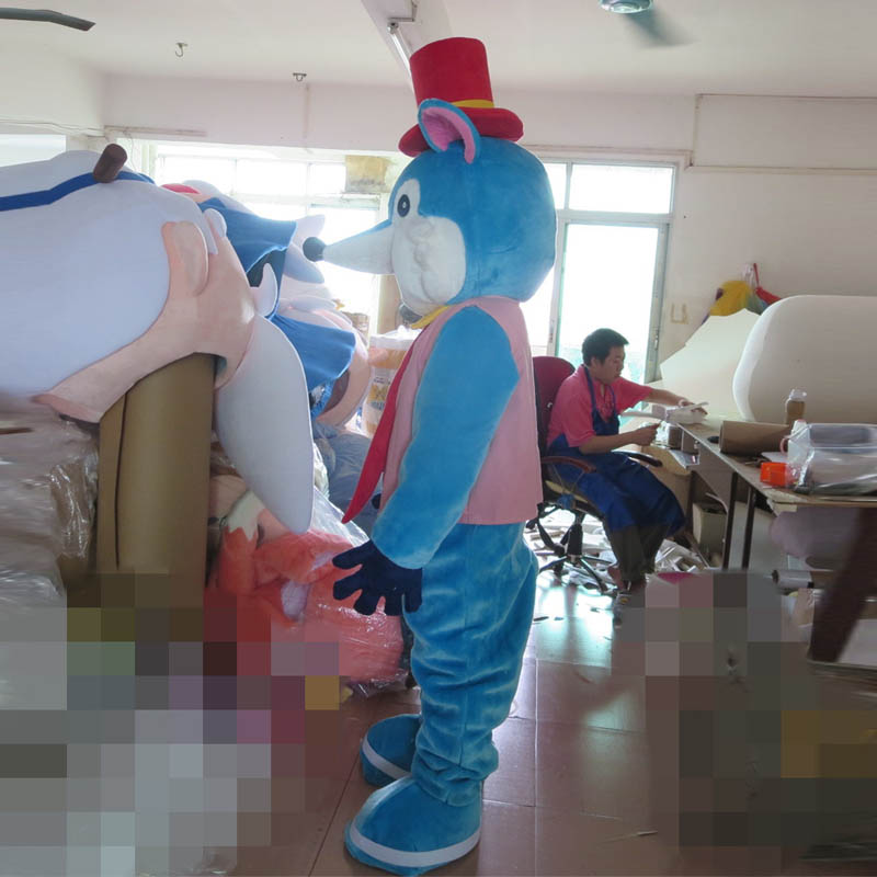 fox mascot costume cosplay in Mascot from Novelty Special Use