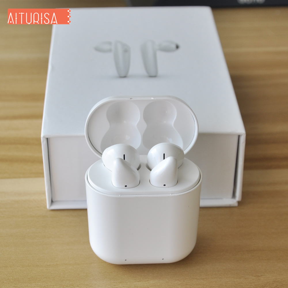 Image 5 - True Wireless Earphones Bluetooth 5.0 Earbuds Smart Headphones With Infrared Sensor And Microphone Call For Xiaomi iPhone Huawei-in Bluetooth Earphones & Headphones from Consumer Electronics