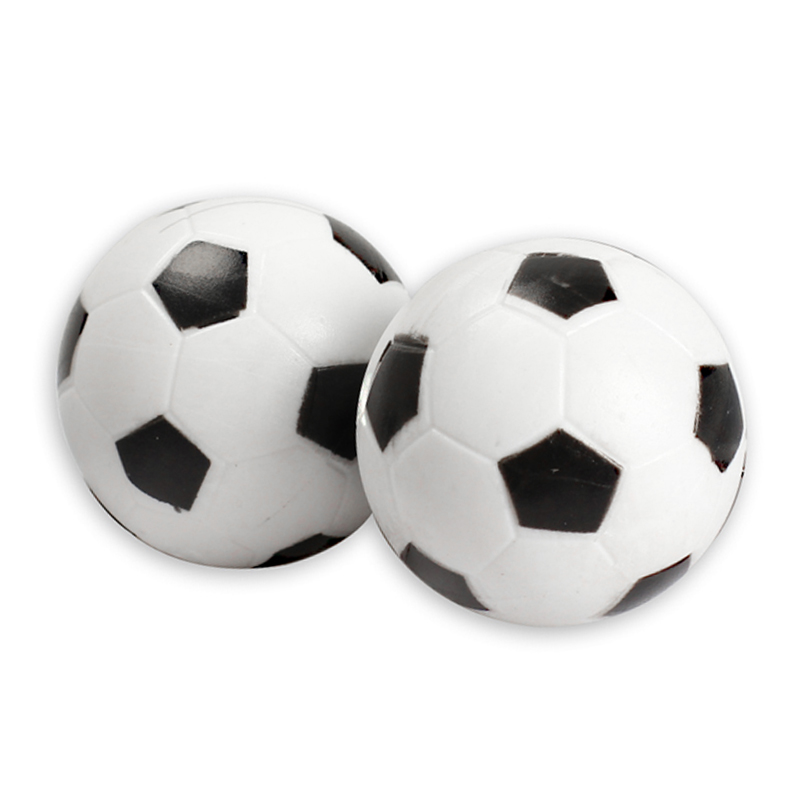 4 Pcs/Set 32mm Plastic Soccer Table Foosball Ball Fussball Children Kids Toy Hot Sales