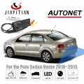 JIAYITIAN araba gövde kolu kamera için VW Polo Sedan Vento 2010 2011 2012 2013 2014 2015 arka görüş kamerası park geri görüş kamerası