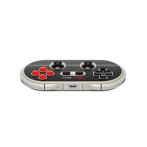 Image 3 - Joystick gamepad 8bitdo n30 pro2, controle wireless, mit para switch, steam, windows, macos, android, raspberry pi