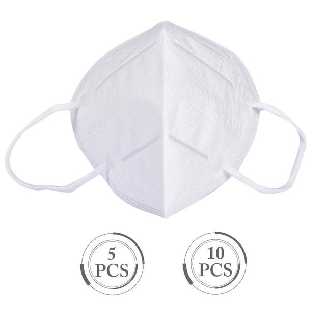 Disposable Face Mask Dustproof Mask Anti-pollution Anti-fog PM2.5 Indoor Outdoor Facial Mask For Sports Cycling 3
