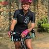Kafit verão novo de manga curta triathlon esportes ciclismo macacão roupa ciclismo feminino macacão ir shorts terno 20