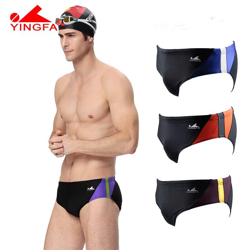 Racing and training swim briefs swimming briefs swim shorts Yingfa 6307