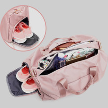 Waterproof Travel Bag Unisex Foldable Duffle Bag Organizers Large Capacity Packing Cubes Portable Luggage Bag Travel Accessories(China)