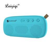 Laiyiqi newest waterproof IPX4 portable belt handle wireless Bluetooth speaker boombox Stereo Loudspeakers caixa de som x2 dia