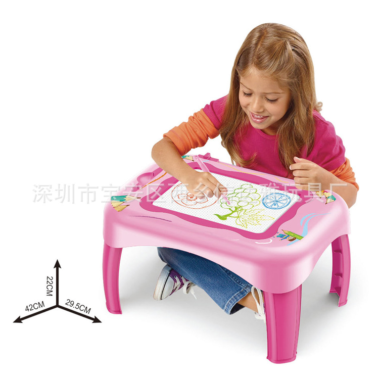 Children'S Educational Toy Creative Magnetic Drawing Board Baby Gift Graffiti Drawing Board Early Education Writing Board