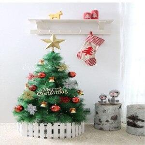 Image 3 - 10 pçs 15cm flores artificiais brilhantes decorações da árvore de natal decoração para casa fontes festa de casamento festivo 6zhh186