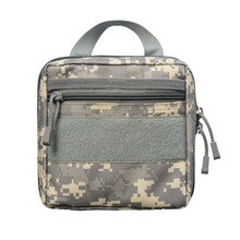 Outdoor Tactical Pouch Molle Medical Emergency First Aid Kit Belt Waist Pack Bag EDC Accessories Camping Climbing Hunting Bags brand new outdoor edc molle tactical pouch bag emergency first aid kit bag travel camping hiking climbing medical kits bags