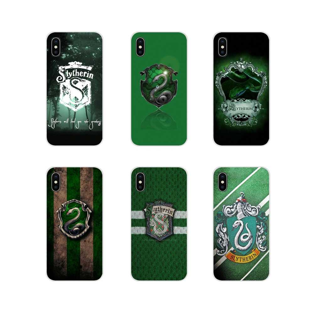 Accessories Phone Cases Covers For Samsung A10 A30 A40 A50 A60 A70 Galaxy S2 Note 2 3 Grand Core Prime Slytherin School
