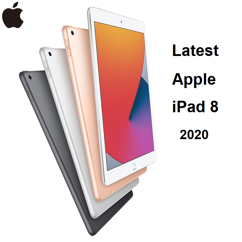 Thin Ios Tablet Apple iPad Wifi/cellular Original Retina-Display New A12 8th Bionic-Chip