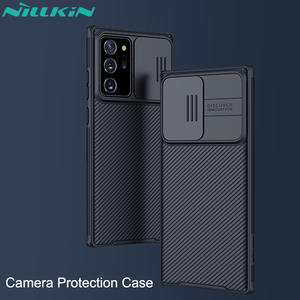 NILLKIN Camera-Protection-Case Slide Samsung Note20 Ultra for Galaxy