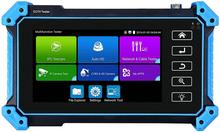 Yeni 5 inç IP HD güvenlik kamerası Tester monitör AHD CVBS CVI TVI 8MP kamera test cihazı HDMI VGA girişi WIFI POE PTZ