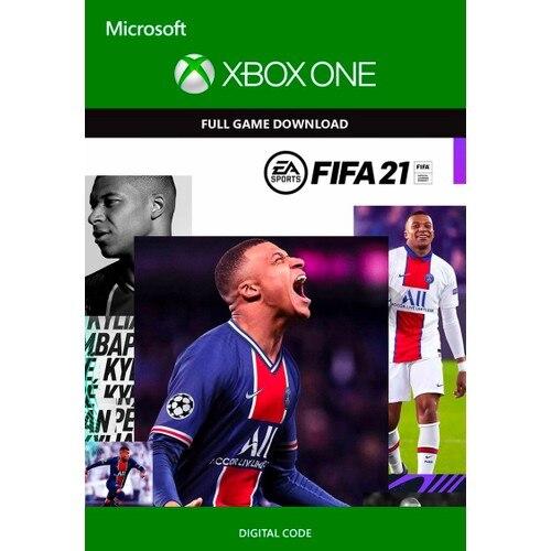 ФИФА 21 (ФИФА 2021) Xbox One + x цифровая игра