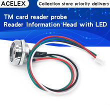 TM probe DS9092 Zinc Alloy probe iButton probe/reader with LED