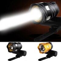 16000lm t6 usb luz traseira ajustável da bicicleta luz 1806 mah bateria recarregável zoom frente bicicleta farol lâmpada accessorles # nd