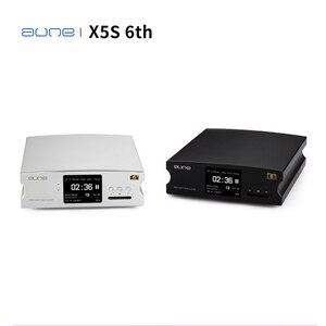Image 2 - און X5S 6th Hifi דיגיטלי אודיו נגן מפענח AK4490 DSD USB DAC מגבר 24bit/192K