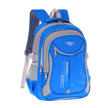 2015 news children school bags orthopedic backpack for boys waterproof satchel kids schoolbag bookbag mochila