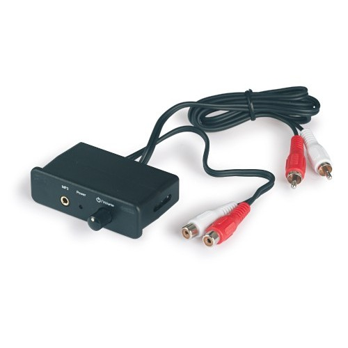 Preamplifier Fonestar For Turntable, Mics, CD, MP3 And More, 90 DB, 79x24x46mm
